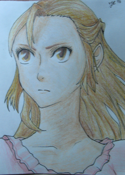 Eve Genoard of Baccano by acaidia