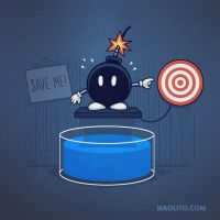 Explosive Game by Naolito