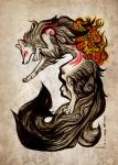 Amaterasu by Kiriska