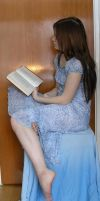 Reading The Book II by Eirian-stock