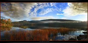 Autumn in Acadia by BobVPR