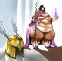 Grand Priestess by the-murdellicious