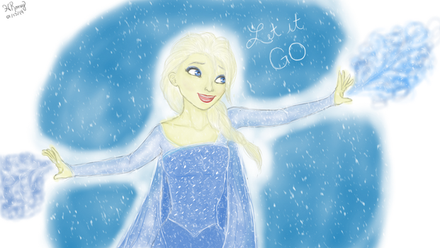 Let It Go by heatherful
