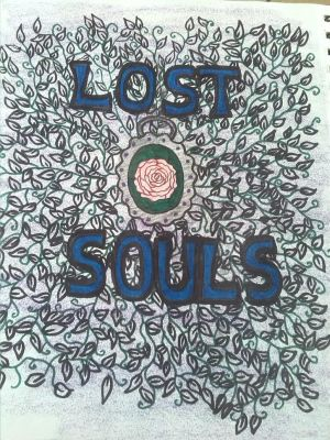 lost soul colored by killcodekids