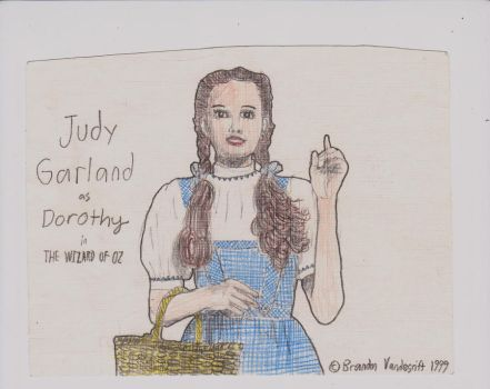 Judy Garland As Dorothy favourites by PrincessPeachFan100 ...