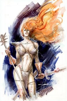 RedSonja by Cinar