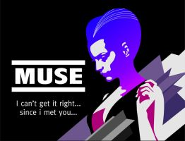 Starlight Single by Muse by moonlightwatcher