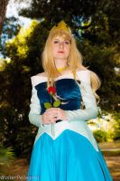 princess Aurora from Sleeping Beauty by lilie-morhiril