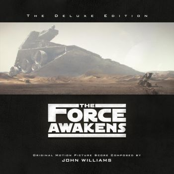 Star Wars: The Force Awakens (Deluxe Edition) by anakin022