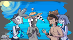 Summer Time by JB-Pawstep