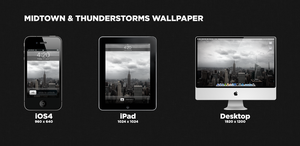 Midtown Wallpaper Pack by augustmobius
