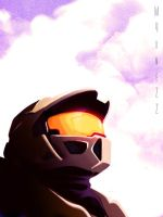 Halo Master Chief 117 by M4dneZZ