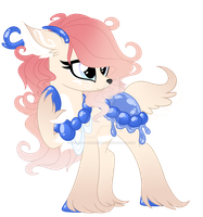 Blue Amber Fawn Adopt - CLOSED by Crystal-Tranquility