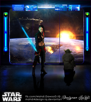 Star Wars by Gilgamesh-Art-IQ