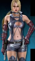 Nina Williams Death By Degrees by SpyrousSeraphim