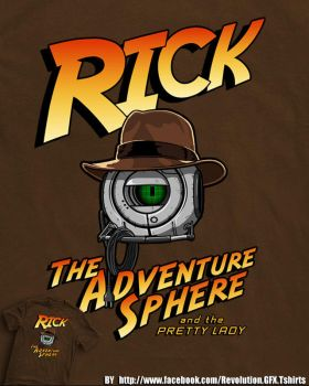 RICK The Adventure Sphere by R-evolution-GFX