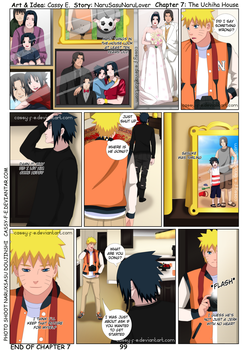 NaruSasu douji Pg 99 PhotoShoot by Cassy-F-E