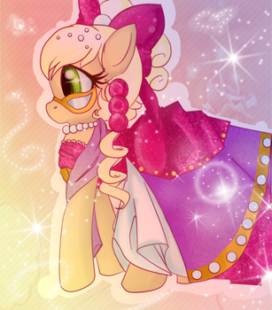 At The Gala :Vanillamyst: by PixxlSugr