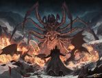 Dark Lore of LOTR - Into the Storm by TSRodriguez