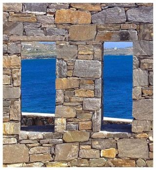 Windows on the Sea by EmmaSloane
