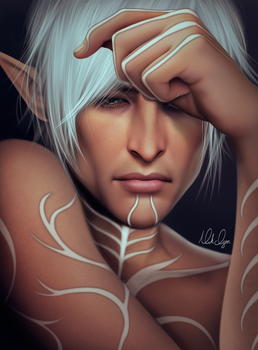 Fenris by RaSen