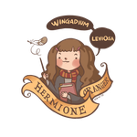 Hermione by albus119