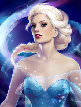 The cold never bothered me anyway by j-witless