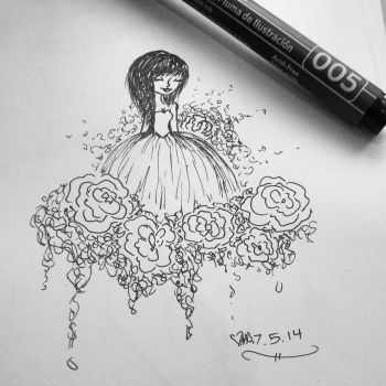BallGown by SunnyBunny0
