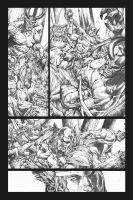 Rage Of Thor page 2 grayscale by MicoSuayan