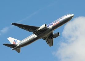 American Airlines One World by pma27