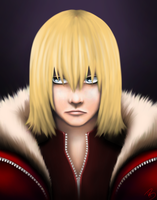 Portrait of Mello by CraziAlchemist