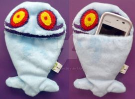 ChuChu Cellphone Cover by UraHameshi