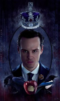 Moriarty by CeciliaGf