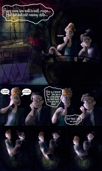 Call The Ghostbusters - TEST PAGE 1 - by PL125