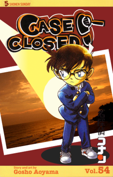 Case Closed 54 Cover by EpicDay