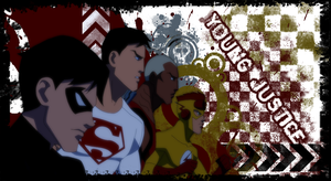 Young Justice by ExSoldier-Of-Death