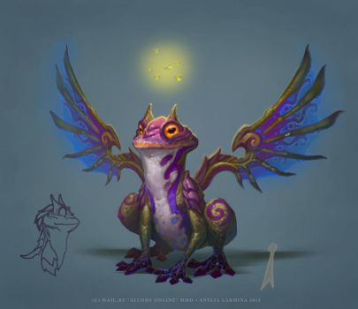 Umoir Frog by any-s-kill