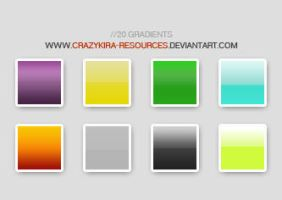 Gradients 09-web style by crazykira-resources
