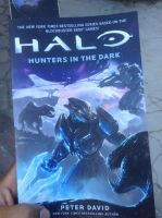Halo book  by GhostHuckebein
