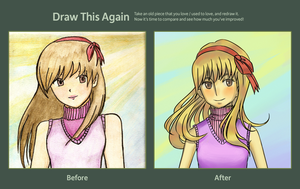 ax_colleen's Entry: Draw This Again by Usagi-Himeko