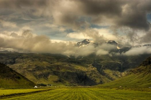 ICELAND - my home2 by PatiMakowska