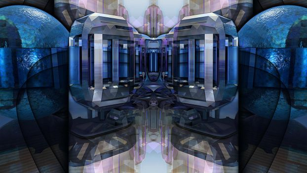 A Cube or Two by sed