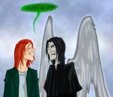 Deathly Hallows- repercussions by olafpriol