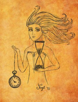 Time by Irizzz-loves-drawing