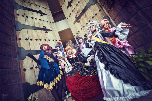 Umineko No Naku Koro Ni: Witches by JoviClaire