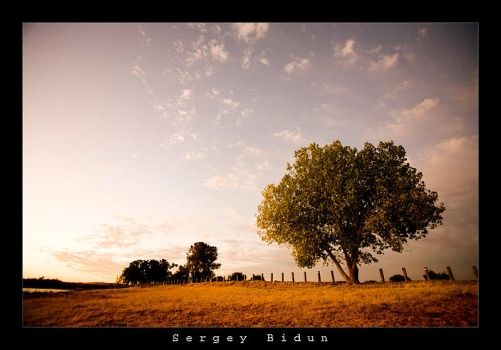 ...And I Stand Alone... by sergey1984