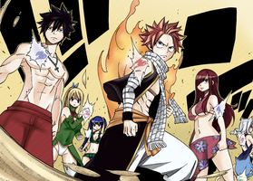 Fairy Tail 446 by genezizpa