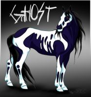 Ghost by Mutley-the-Cat