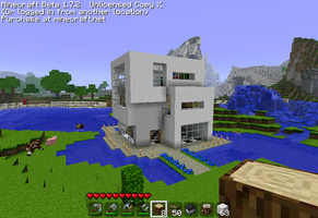 My Old House On My Lost Map by bulletinyurass