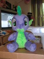 Spike! by Caleighs-World